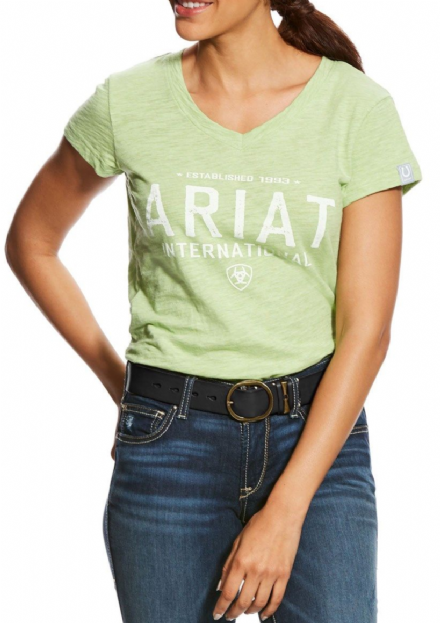 Ariat Ladies T-Shirt - Large (UK 14)
